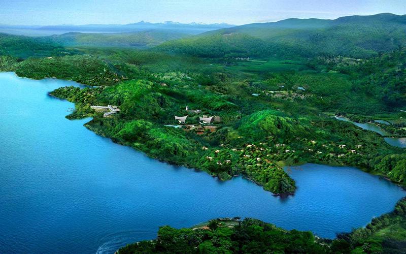 咸宁陆水湖风景区